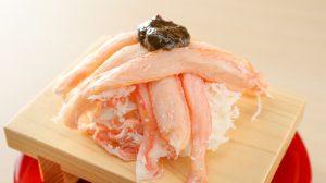 蟹寿司の画像