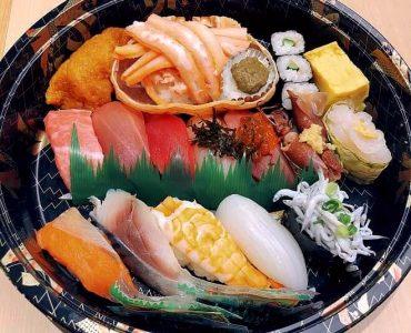 【「人気No.1」とやま鮨全部盛り】<br /> 「とやま鮨」名物が詰まった贅沢な盛り合わせ。
